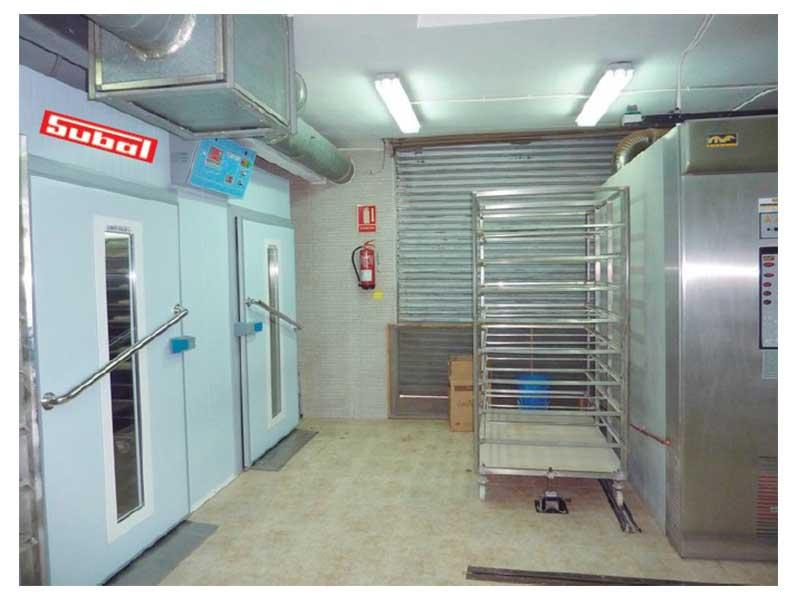 Cámara de Fermentación Directa Subal Climatic