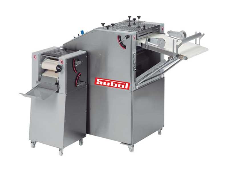 Máquinas de Croissants Subal Maquinaria de Panadería