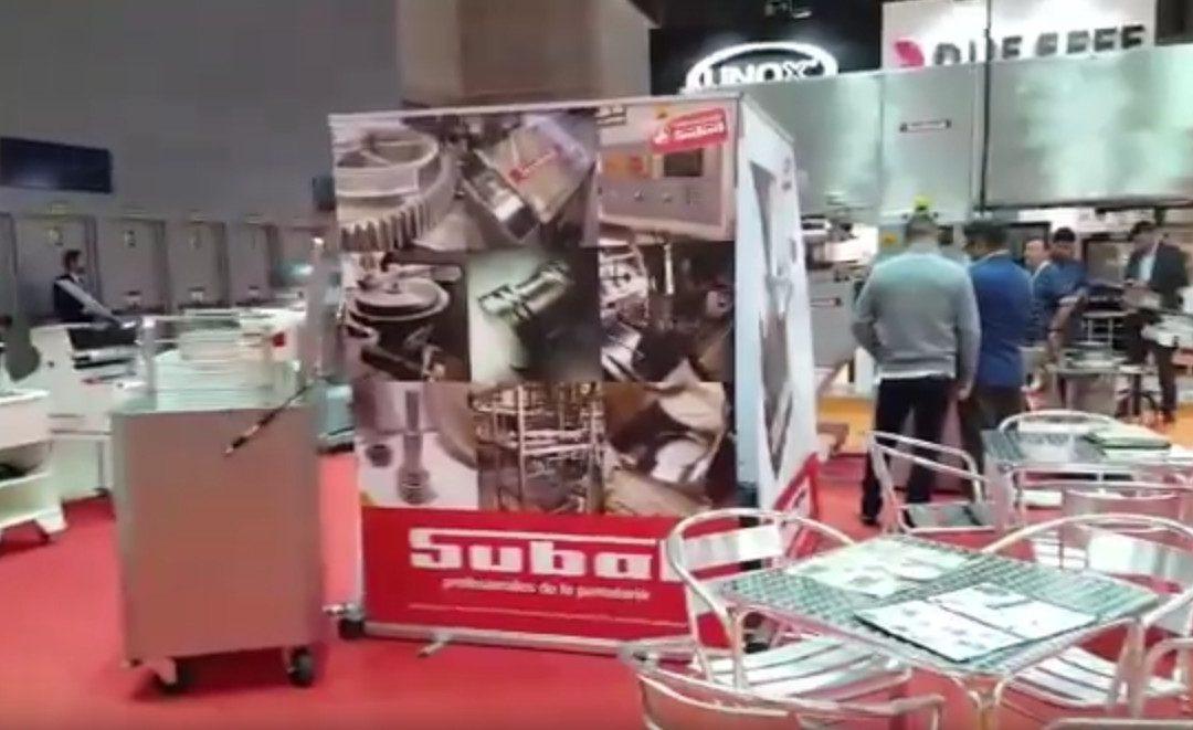 Subal en INTERSICOP 2017
