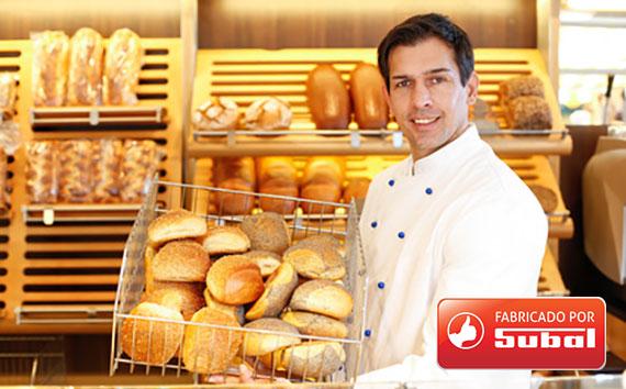 Maquinaria de Panadería y Pastelería Subal. Equipos para Panificadoras